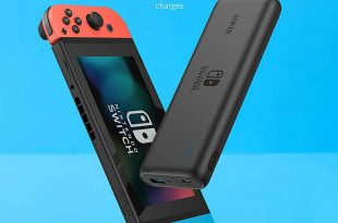 Anker Portable Chargers Nintendo Switch