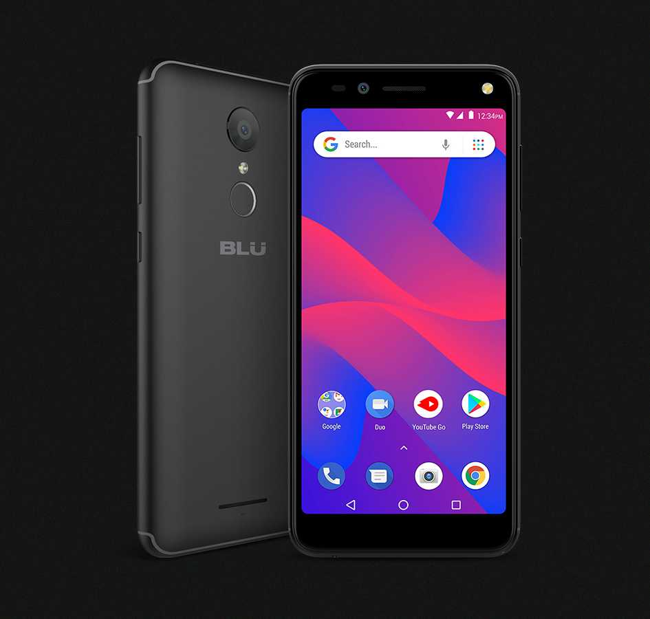Blu Grand M3 Specifications