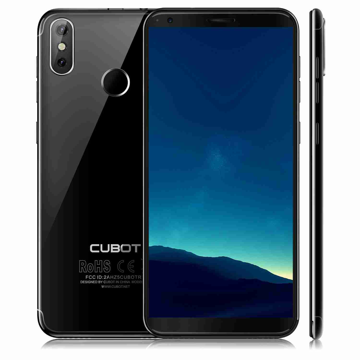 Cubot R11 Specifications