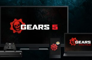 Gears 5, Gears Pop!, and Gears Tactics at E3 2018