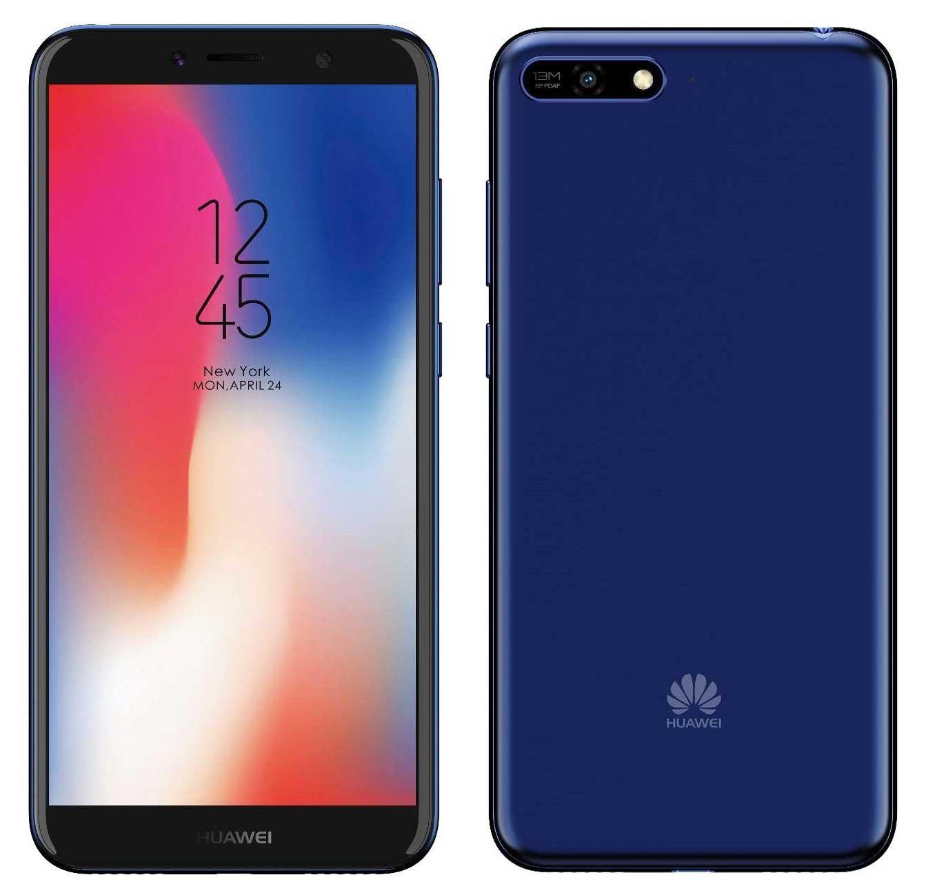 Huawei Y6 2018 Price in USA