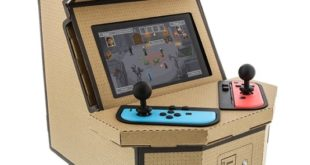Nintendo Switch Arcade Cabinet