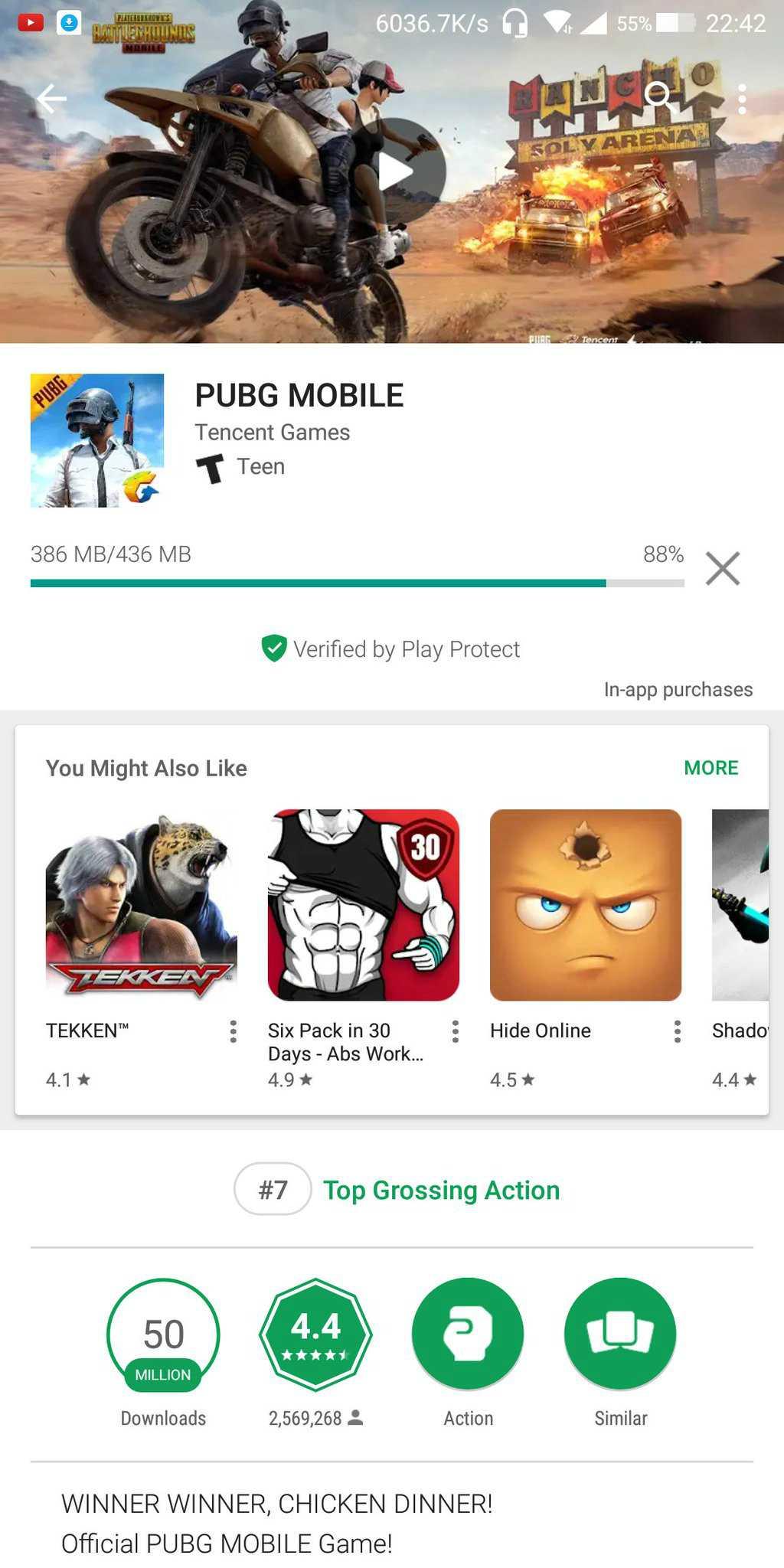 PUBG Mobile 0.6.0 Update