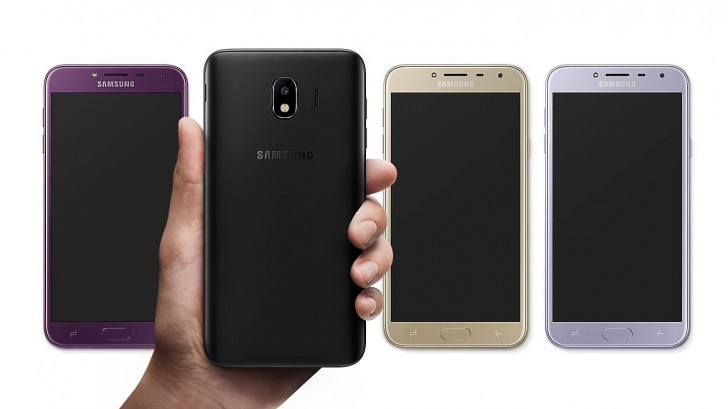 Samsung Galaxy J4 Specifications
