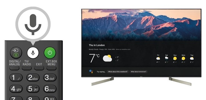 Sony Android TV 2018