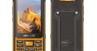 VKworld VK4000 Keyboard Smartphone