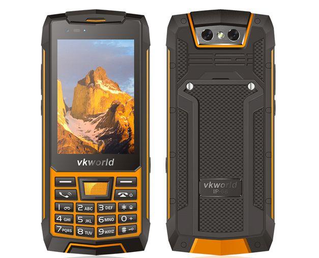 VKworld VK4000 Keyboard Smartphone