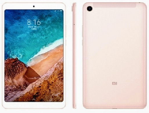 Xiaomi Mi Pad 4 Specifications