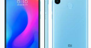 Xiaomi Redmi 6 Pro Price in india