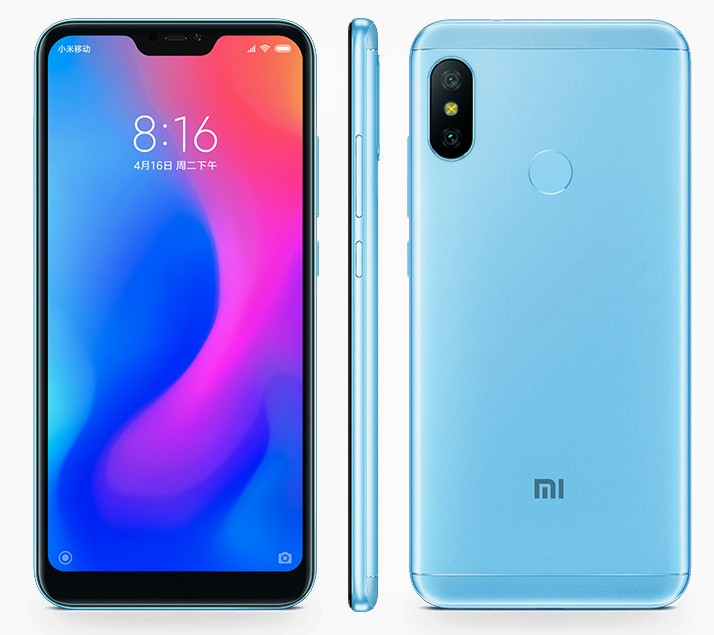 Xiaomi Redmi 6 Pro Price in india