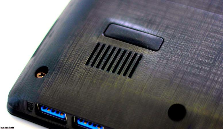 Acer Aspire E5 Audio
