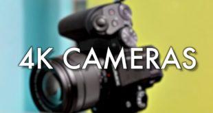 Best 4K SLR Cameras