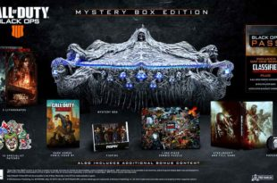 Call Of Duty Black Ops 4 Zombies Mystery Box Edition