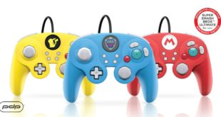 GameCube Controllers Super Smash Bros
