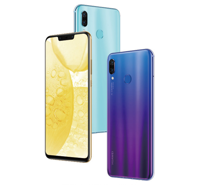 Huawei Nova 3 Specifications