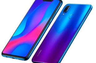 Huawei Nova 3i price