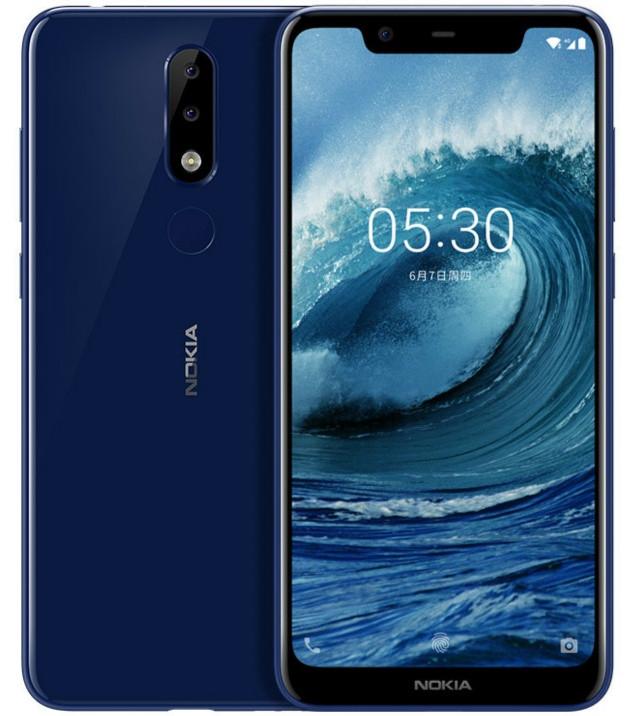 Nokia X5 price