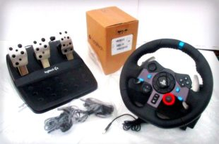 PS4 Steering Wheels