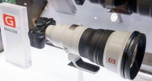 Sony FE 400 mm F2.8 GM OSS Lens