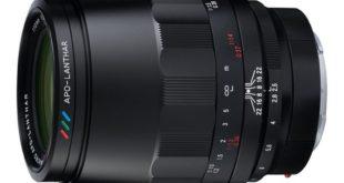 Voigtlander Macro APO Lanthar 110mm f2.5 Lens Sony E-mount