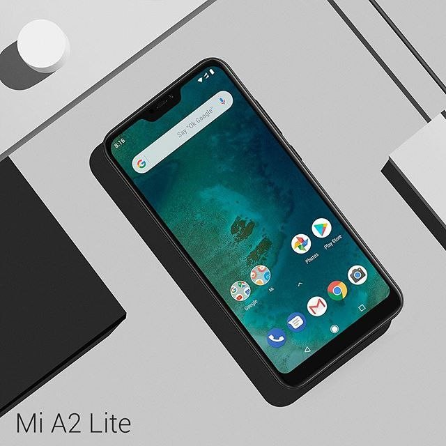 Xiaomi Mi A2 Lite Specifications