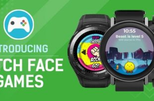 facer watch face games