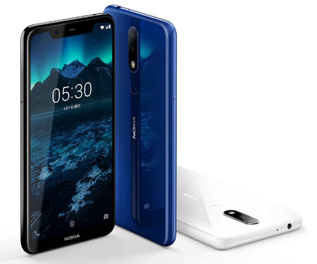 nokia x5 specifications