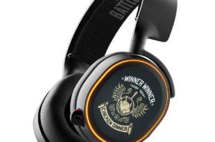 Arctis 5 PUBG Edition Headphones