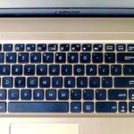 Asus X540UA Keyboard