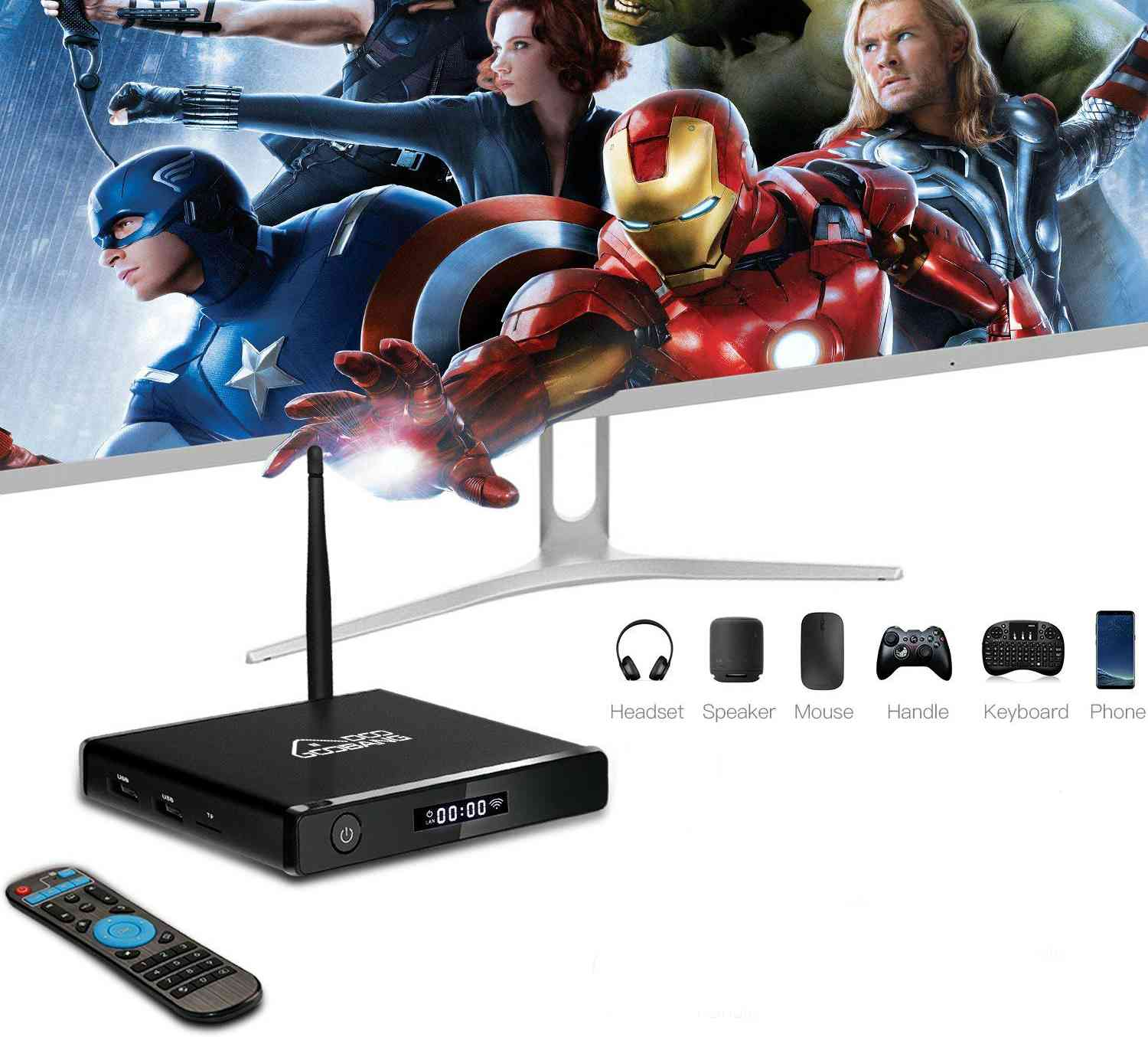 Best Android TV Box 2018