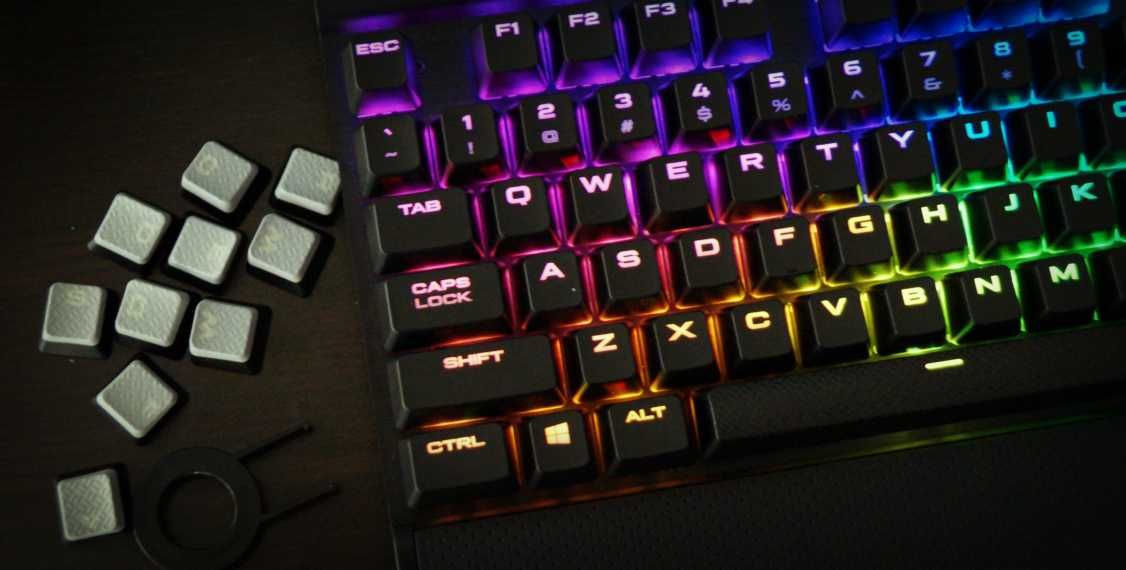 Best Mechanical Gaming Keyboards 2018