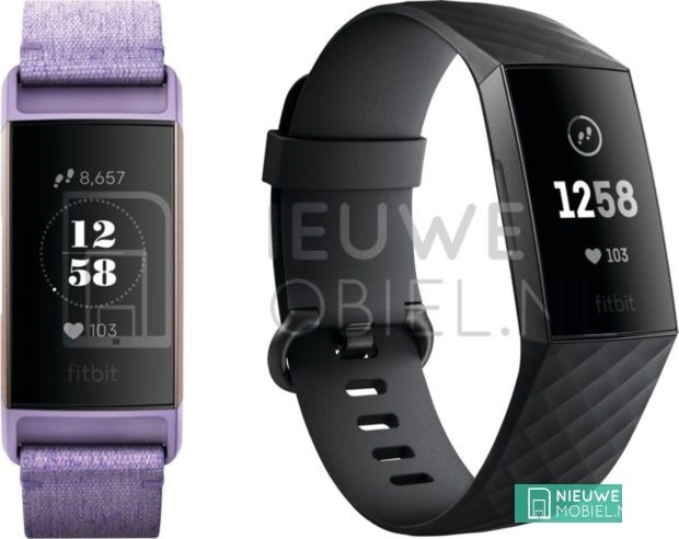 Fitbit Charge 3 Features