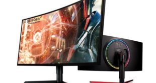LG UltraGear Gaming Monitors