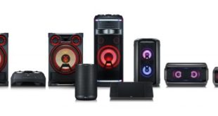 LG XBOOM Go and XBOOM AI ThinQ Bluetooth speakers
