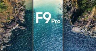 Oppo F9 Pro launch