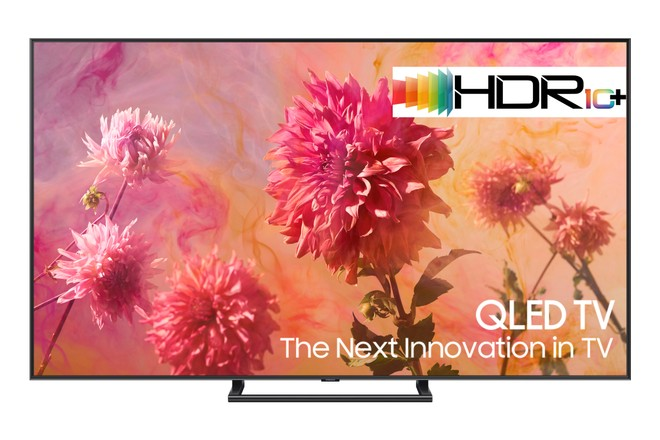 Samsung 2018 Premium UHD , QLED TV with HDR10+