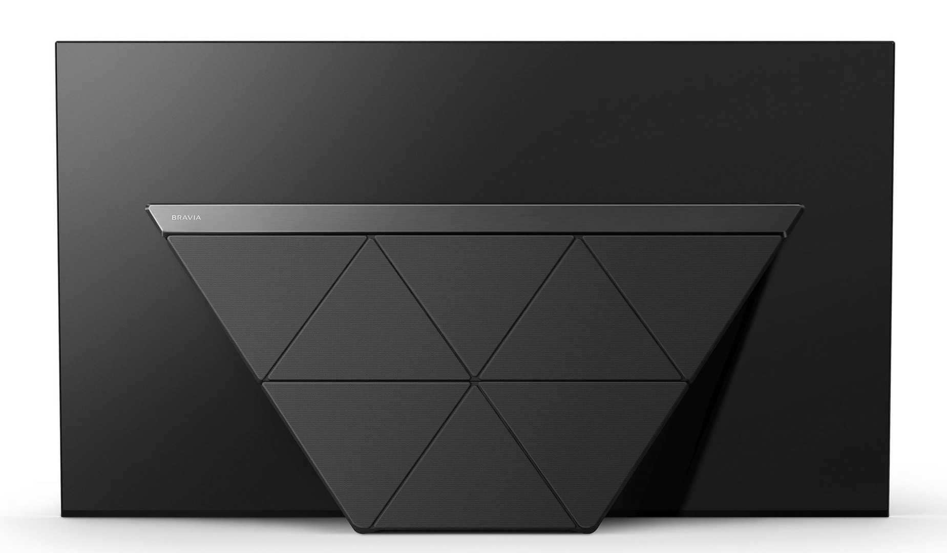 Sony A9F Master Series OLED TV