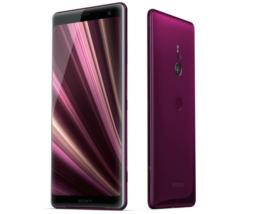 Sony Xperia XZ3 specifications