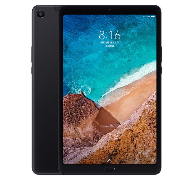 Xiaomi Mi Pad 4 Plus Specifications