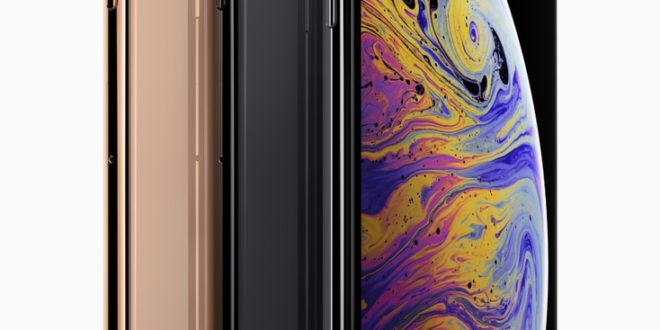 Apple Iphone Xs And Xs Max With Oled Hdr Displays 12mp