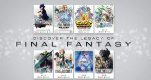 Final Fantasy Series on Nintendo Switch and Xbox One