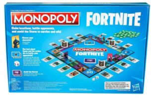 Fortnite Monopoly
