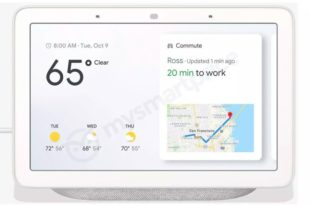 Google Home Hub Smart Display with Assistant