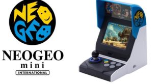 NEOGEO Mini International Version UK