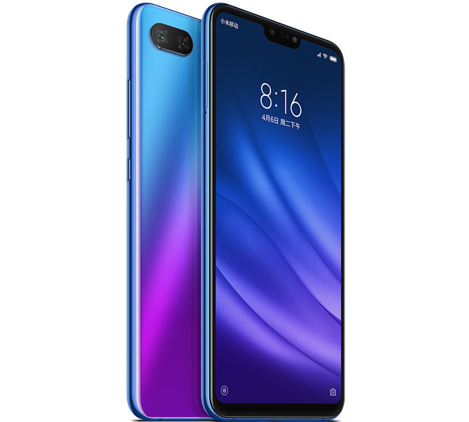 Xiaomi Mi8 Lite Specifications