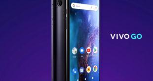Blu vivo go Android Pie Go