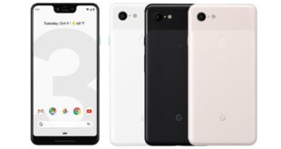 Google Pixel 3 price in usa