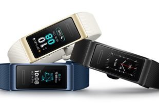 Huawei Band 3 Pro features