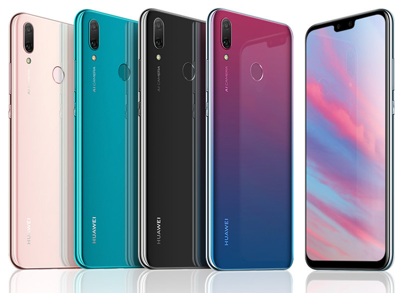 Huawei Enjoy 9 Plus specifications