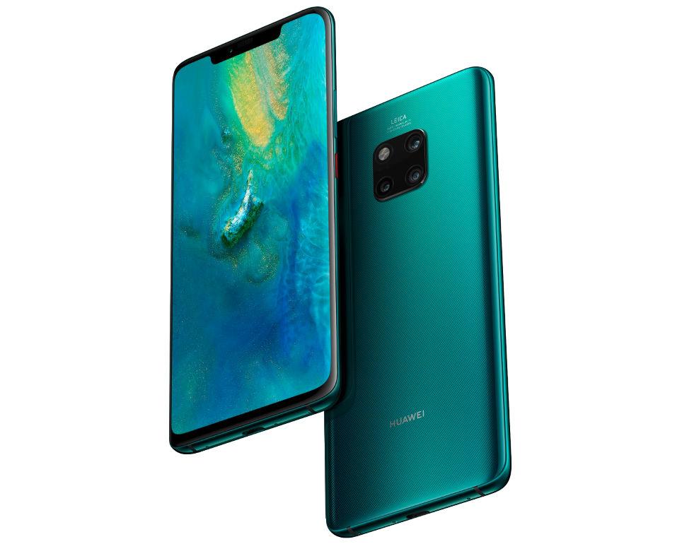 Huawei Mate 20 Pro price in UK
